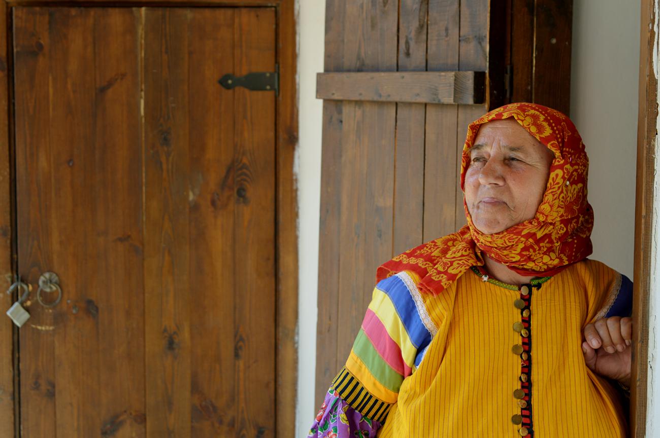 Варвара Горина се у младости вратила из Турске у Русију