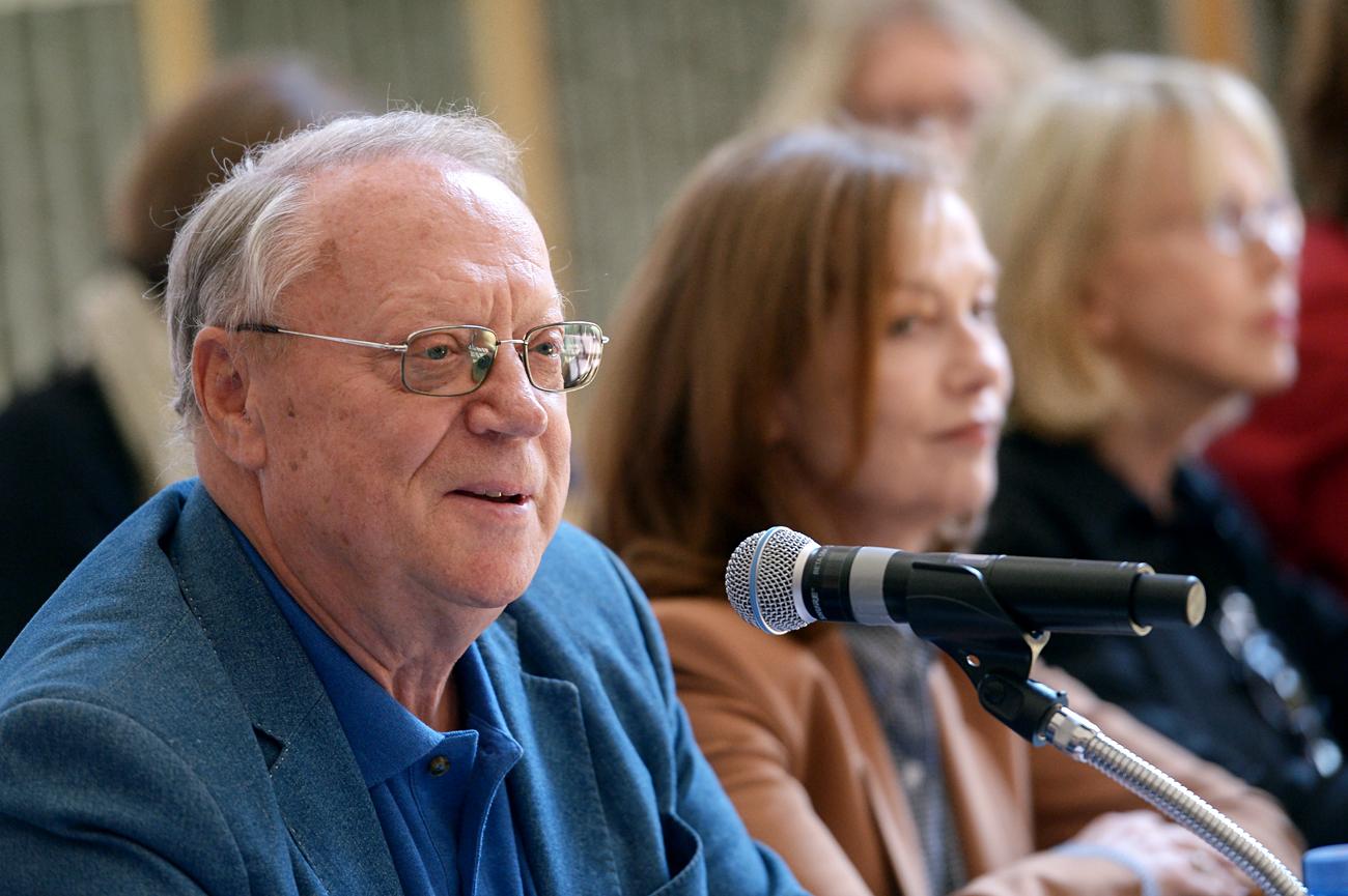 General Director of the Chekhov International Theatre Festival Valery Shadrin.