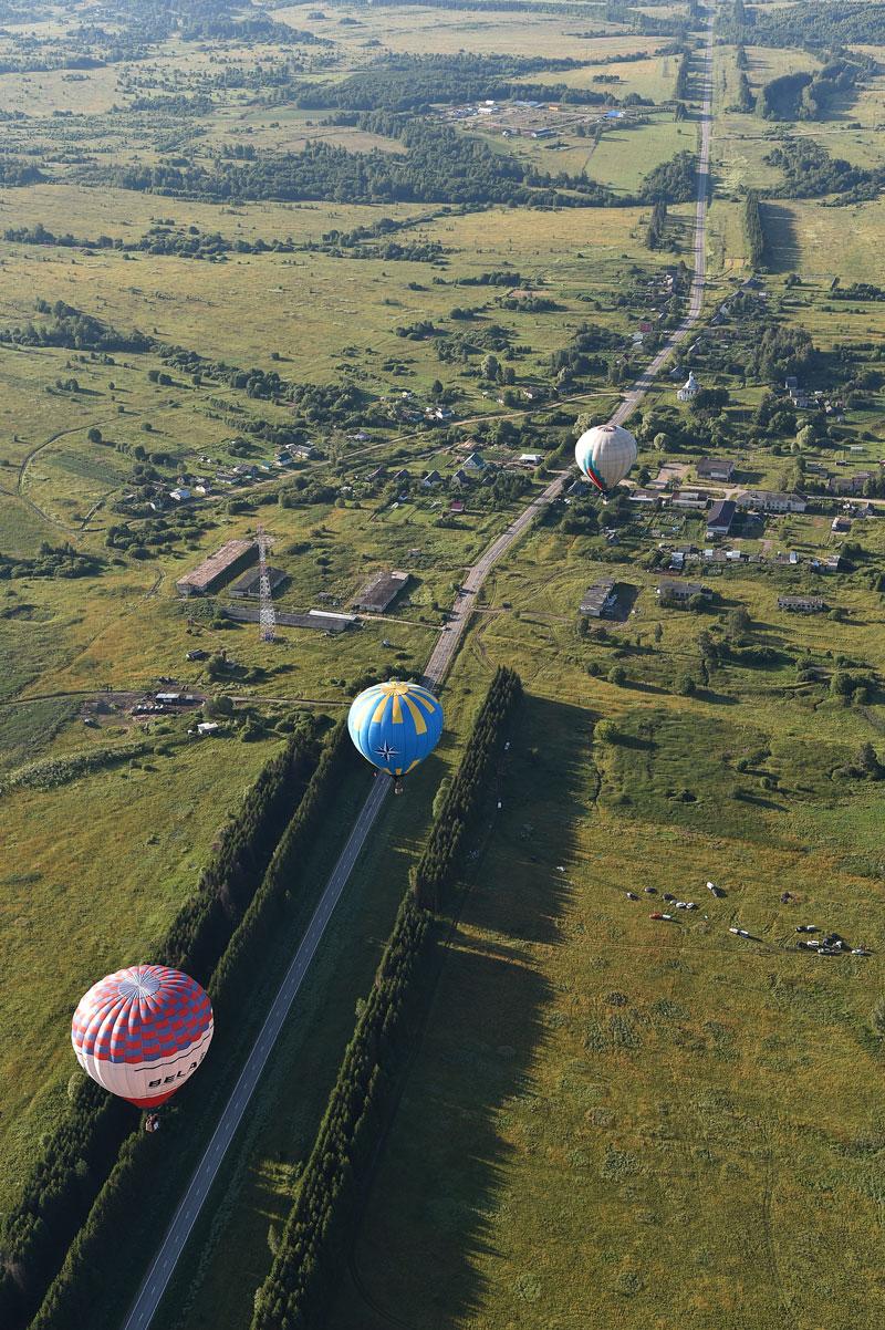 D'altronde, chi rifiuterebbe un viaggio in mongolfiera sopra il Cremlino di Rostov Velikij?