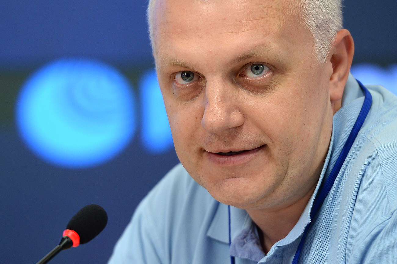 Pavel Sheremet was killed in central Kiev on July 20.