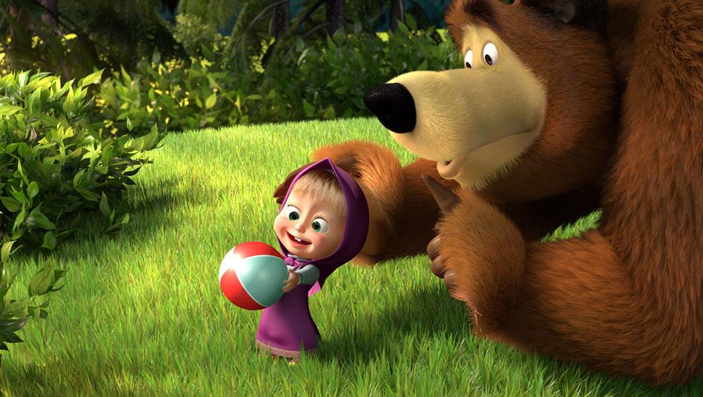 La serie vuelve a colocar a la animación rusa en el panorama internacional.