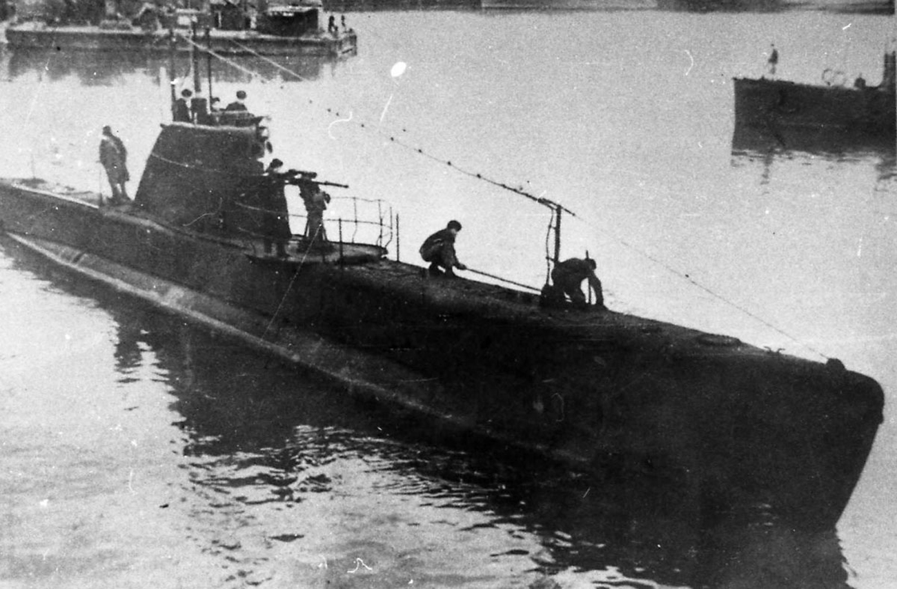 The USSR had only two entrances to the open ocean, but both the North Pole and the Far East did not present the necessary possibilities to set up full naval infrastructures. Photo: M-98.