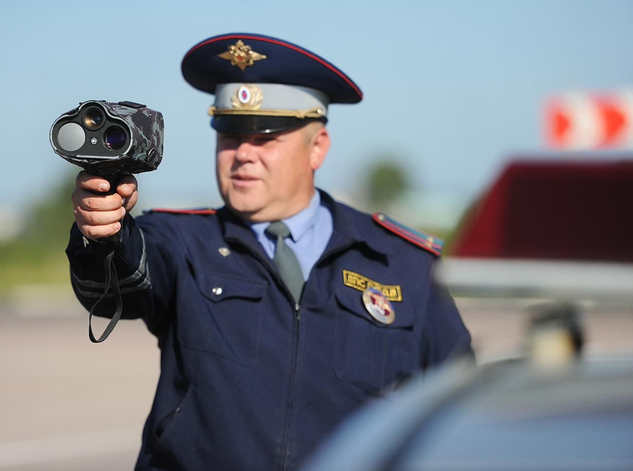 Die Strafen für Verkehrssünder werden im Herbst festgelegt.