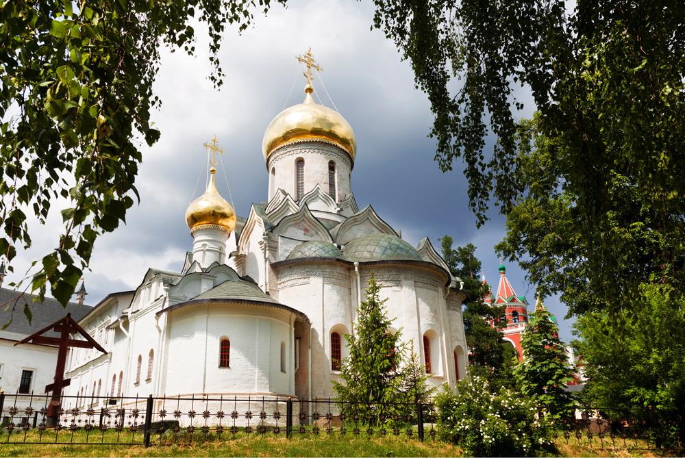Савино-Сторожевски манастир.