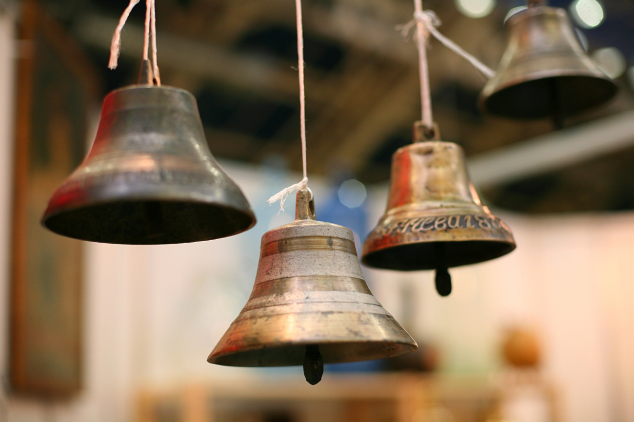 St. Petersburg local collects over 4,700 bells.