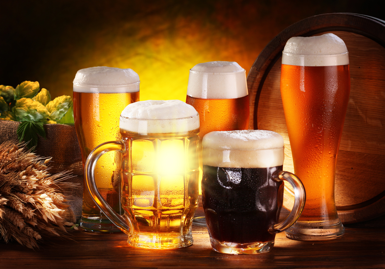 International Beer Day unites all lovers of the foamy beverage.
