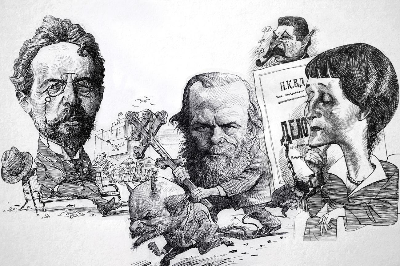 Karikatura: Vladimir Motčalov