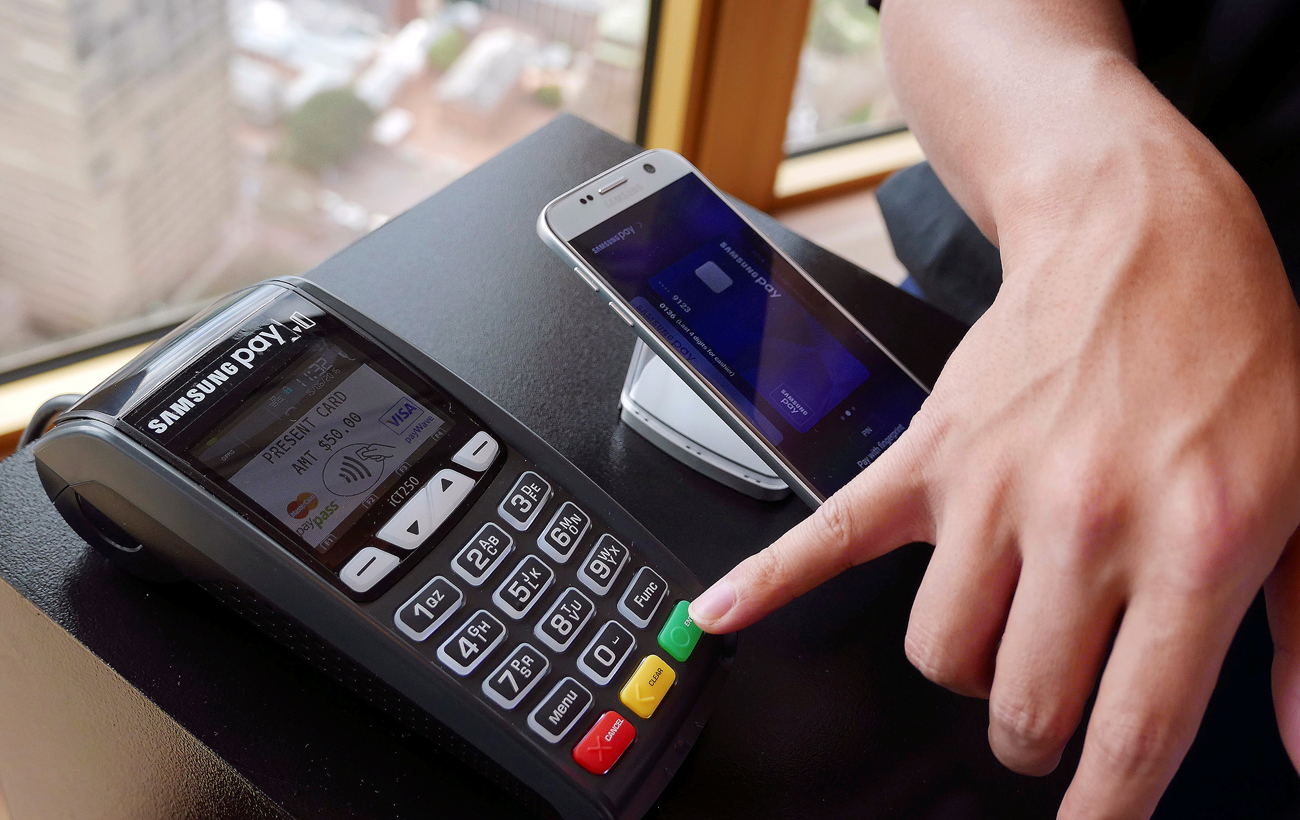 Sberbank is going to introduce Samsung pay technology in the near future.