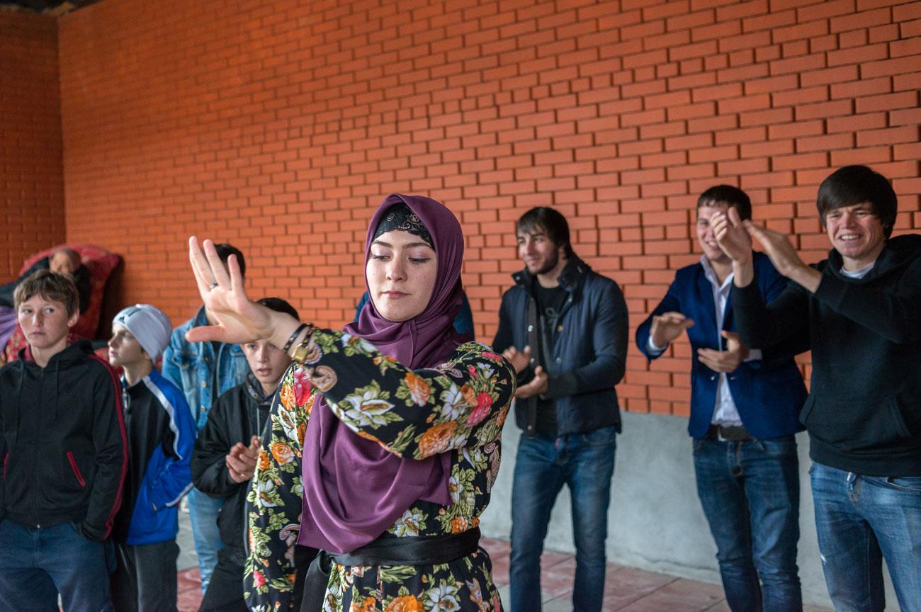 Le martyre des femmes tchétchènes - Le Temps