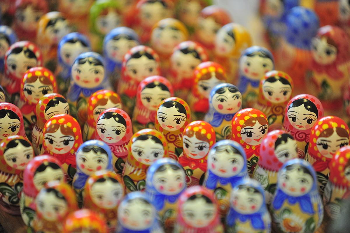 Произлизат от дяланите городецки хурки, произвеждани в селата край гр. Городец в Нижегородска област.