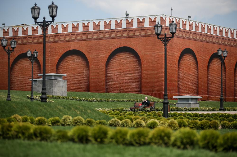 El Kremlin contará con una nueva ruta turística.