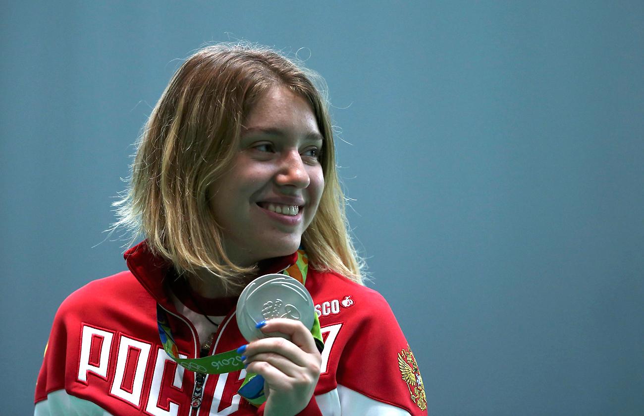 Vitalina Batsarashkina.