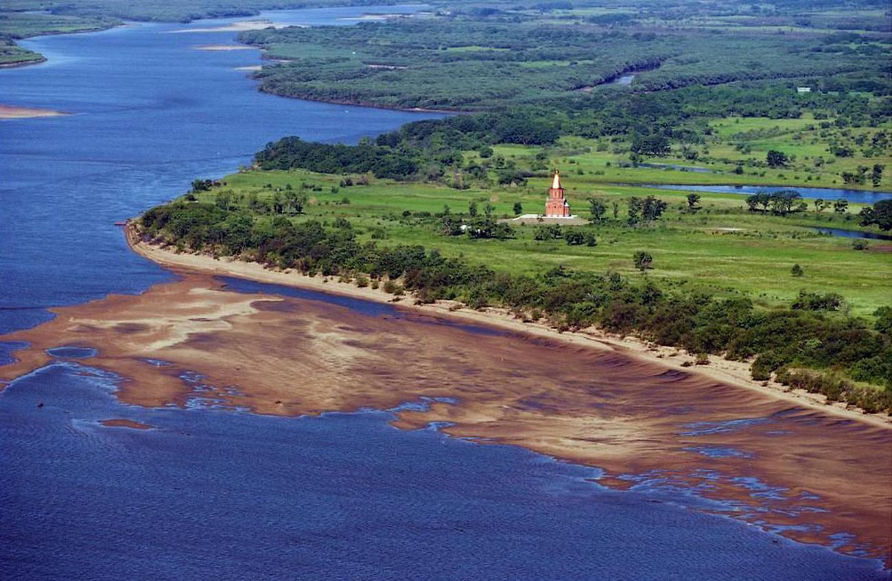 Bolshoy Ussuriysky Island.
