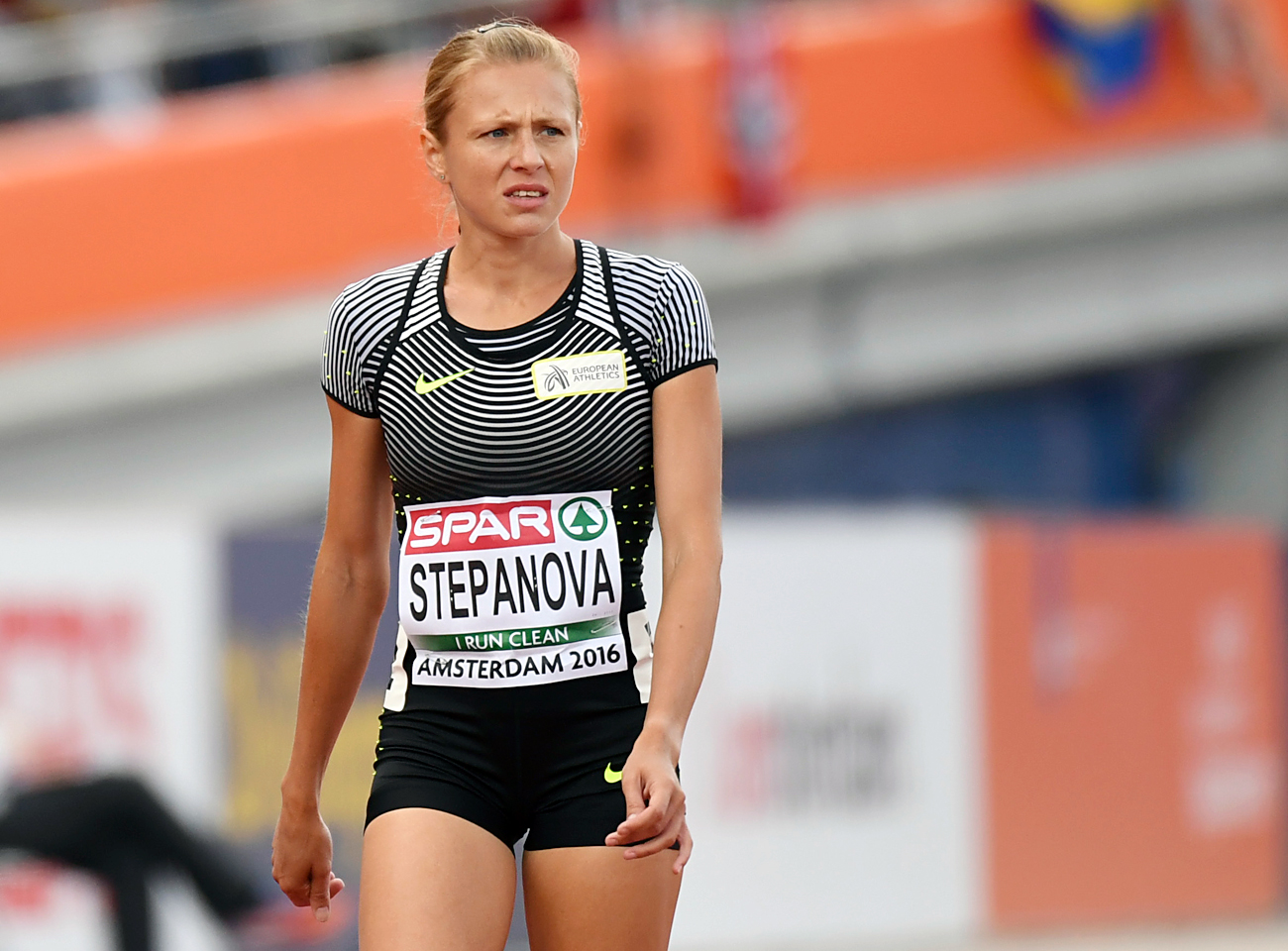 ユリヤ・ステパノワ=AP通信