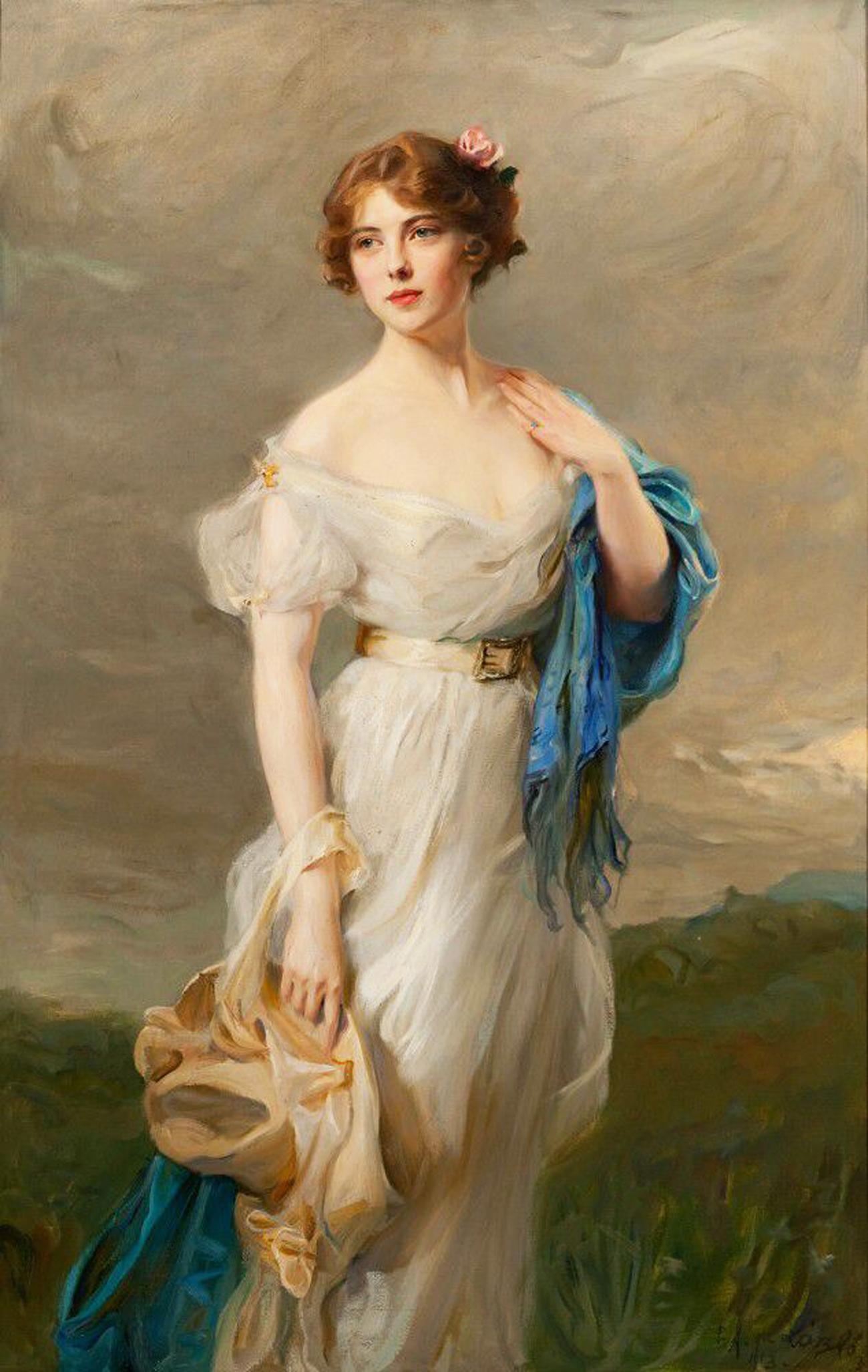 Anastasia de Torby. Source: Philip de László