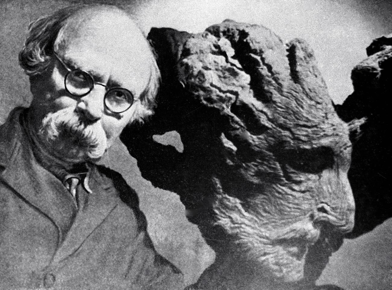 Se rueda en Buenos Aires documental sobre el 'Rodin ruso'.