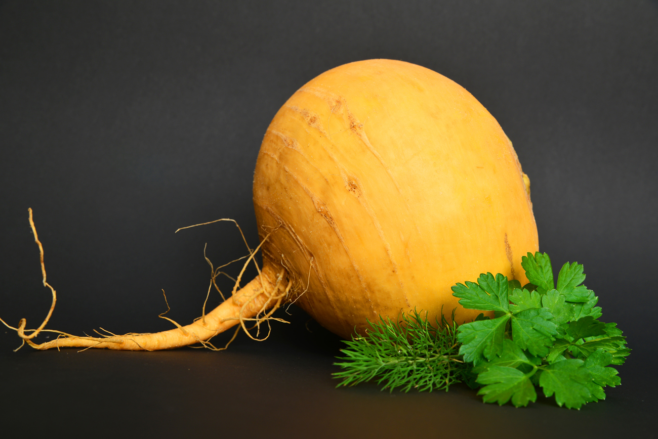 Turnip: vegetable that played a great role in ancient Rus.