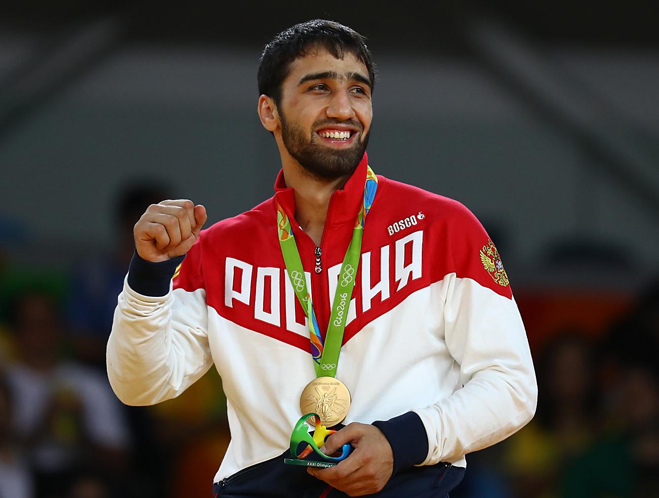 Khasan Khalmurzaev.