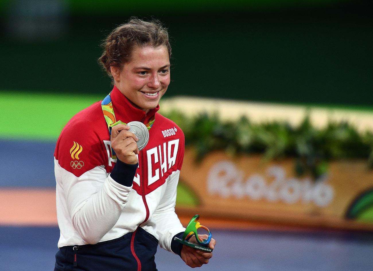 Valeria Koblova.