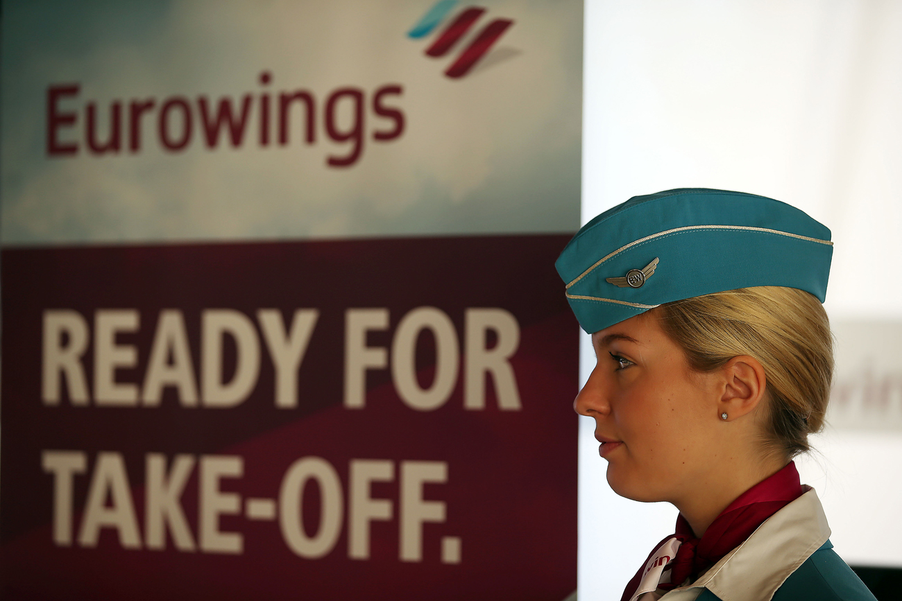 The Eurowings company cites lack of demand as the reason for the decision.