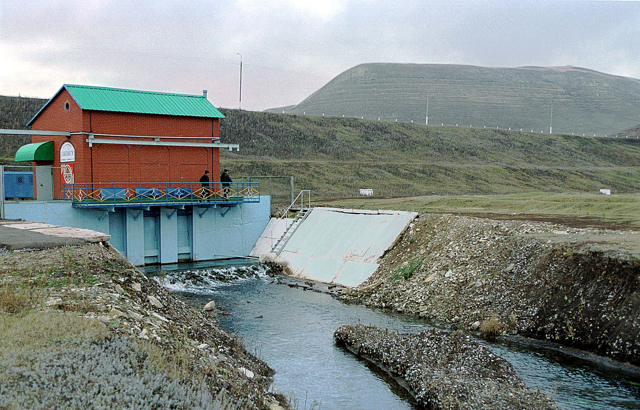 Local power generation from mini-hydropower plants is much more effective than central power.