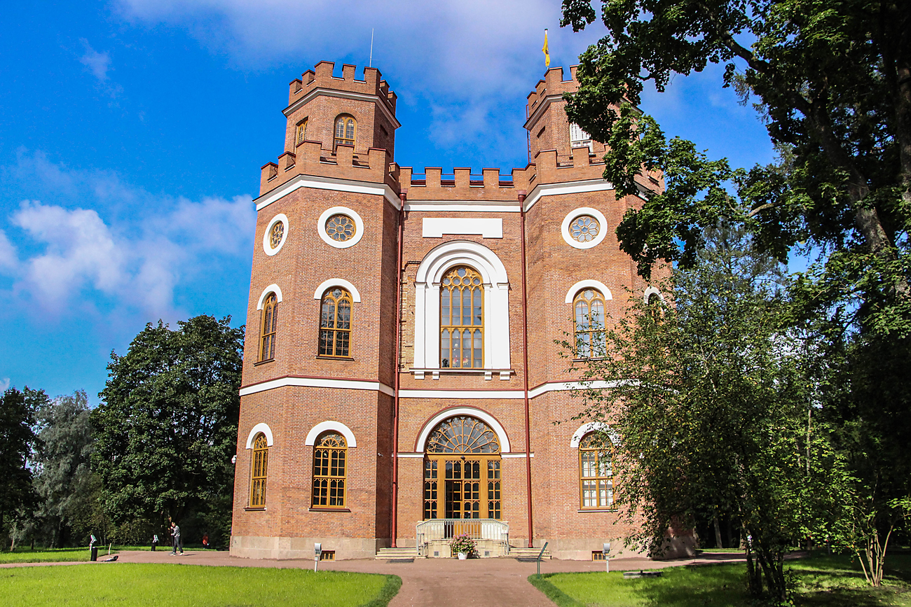 L'Arsenal de Tsarskoïe Selo
