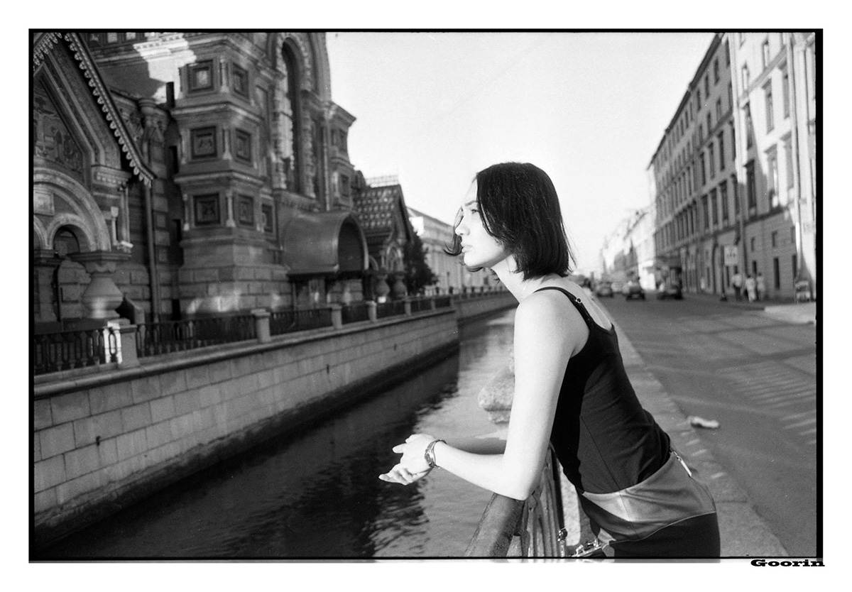 """People come to see the white nights and die prematurely. Other capitals do not predispose you to early death. New York, Paris and Moscow are places where people live long and work hard."" Ilya Stogof, Russian poet and writer. / Griboedov Canal, July, 2016."