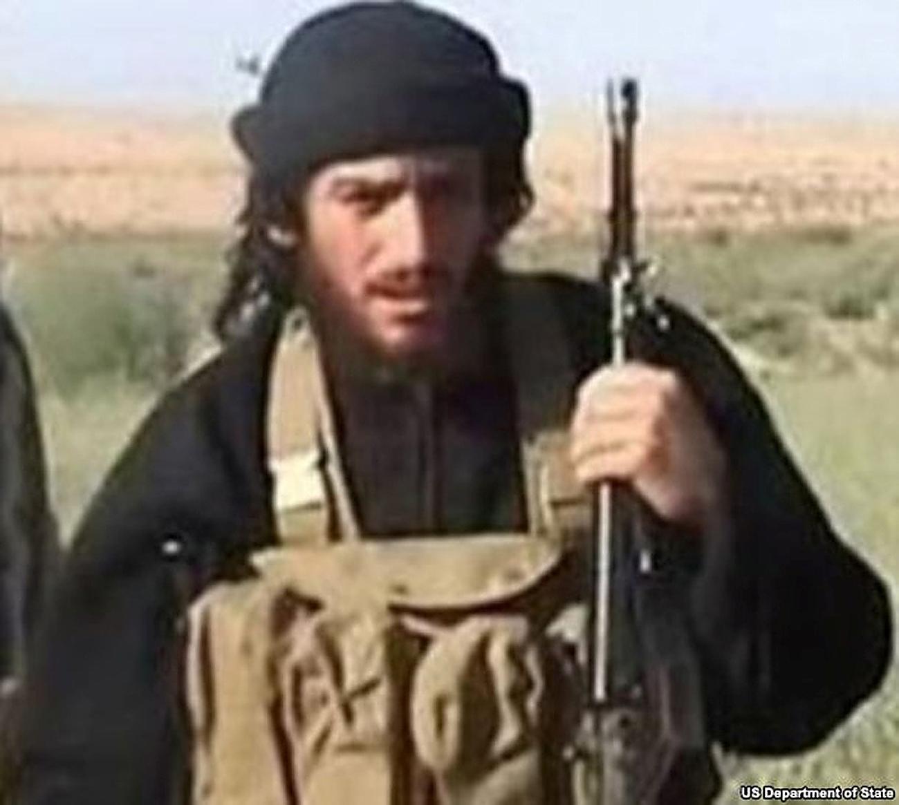Abu Mohammed al-Adnani dianggap sebagai 'Orang Nomor Dua' dalam organisasi teroris ISIS, setelah pemimpin ISIS Abu Bakr al-Baghdadi.