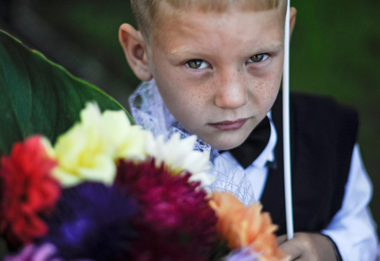 Am 1. September beginnt in Russland das neue Schuljahr.
