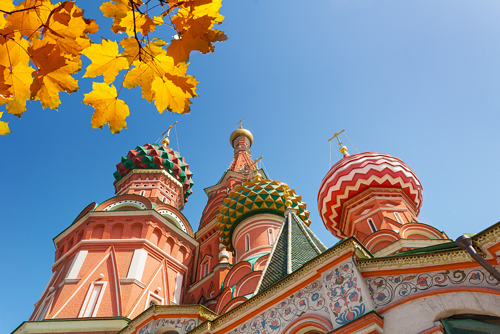 Dancing, eating, drinking, boating, breathing: 5 great ways to spend your fall weekends in Russia's capital