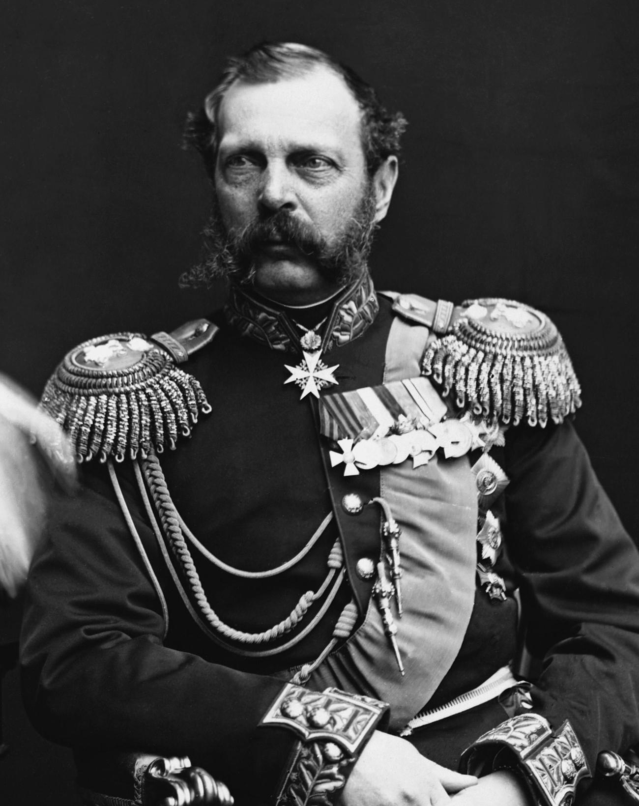 Car Aleksandar II.