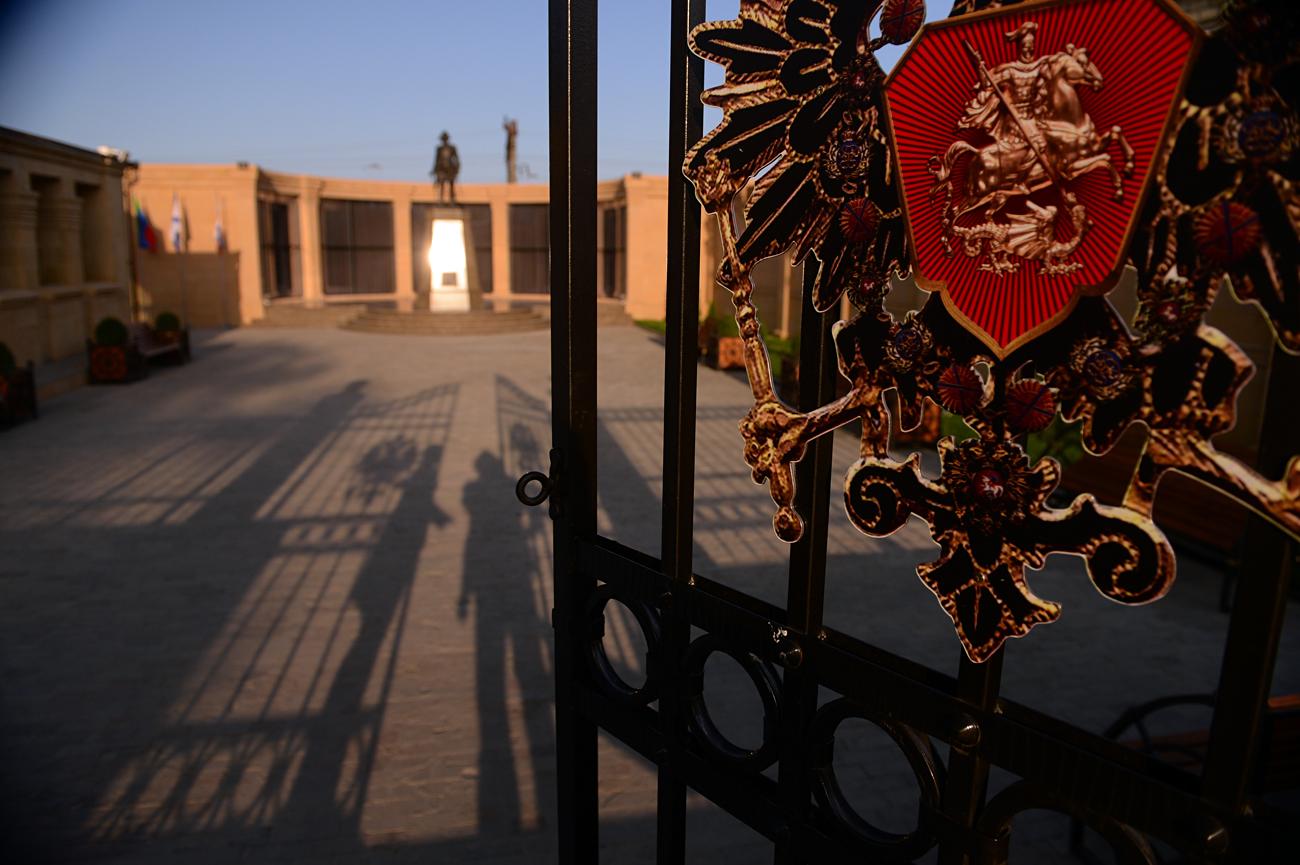 Musée dédié à Pierre le Grand