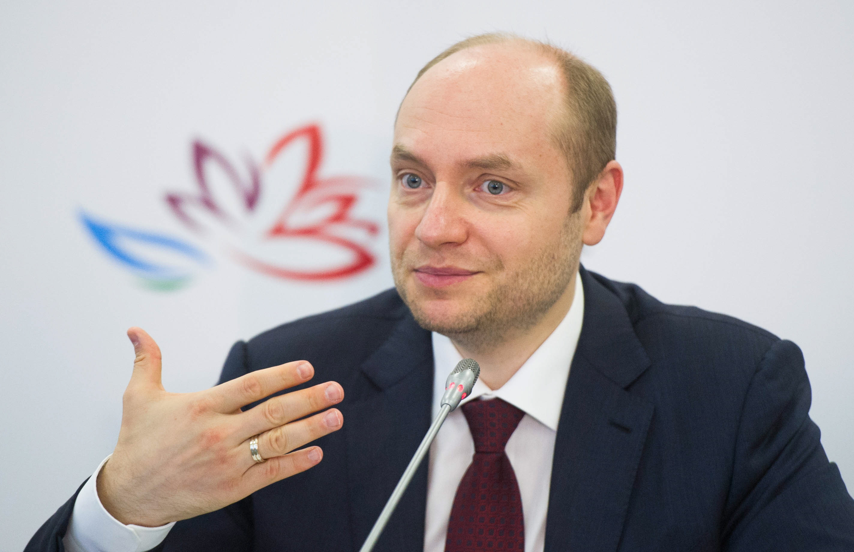 Minister for the Development of the Russian Far East, Alexander Galushka