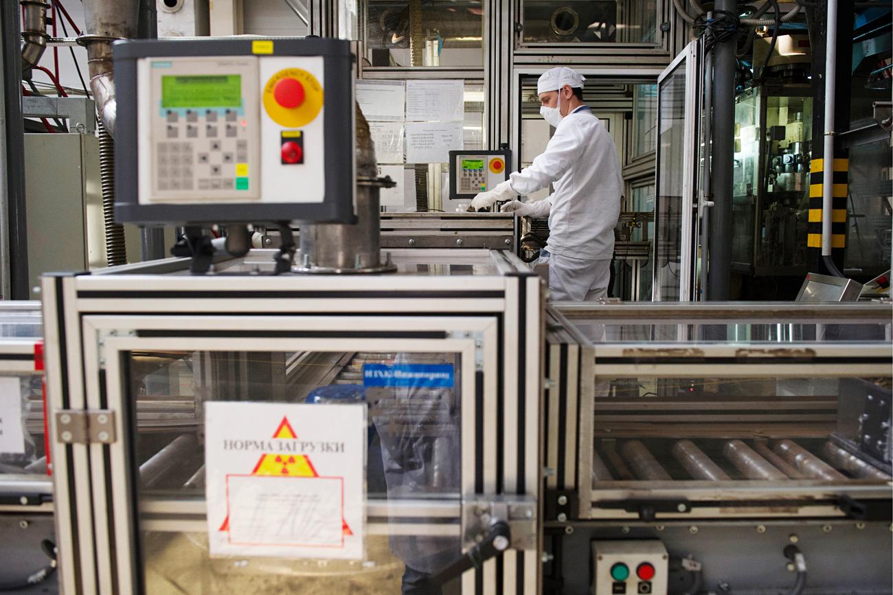 Acordo prevê construção de usinas de radiação de produtos agrícolas