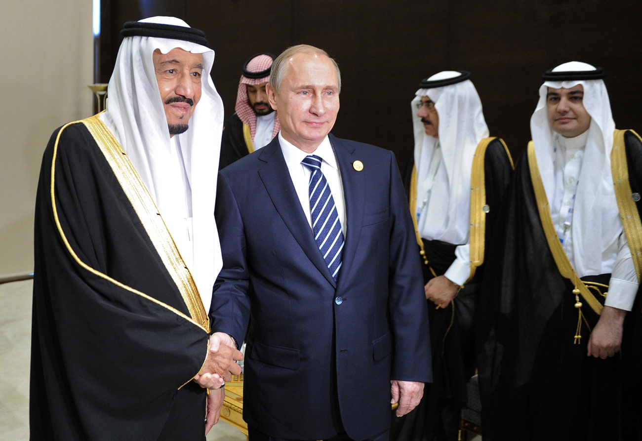 Russia and Saudi Arabia have agreed on measures with the aim of maintaining stability on the crude market and providing a sustainable level of long-term investment.