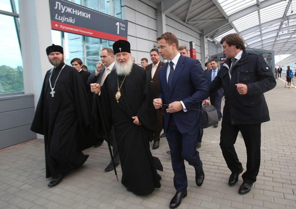 Andrêi Nikeritchev/Agência Moskva