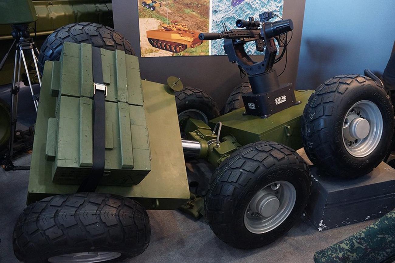 Višenamjenski robot MRP-100.
