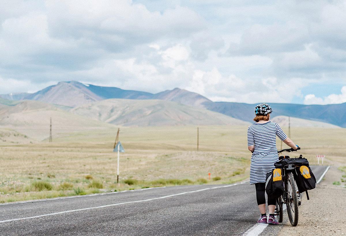 Altaj, Čujska pot, Fotografija: Daba Dabajev