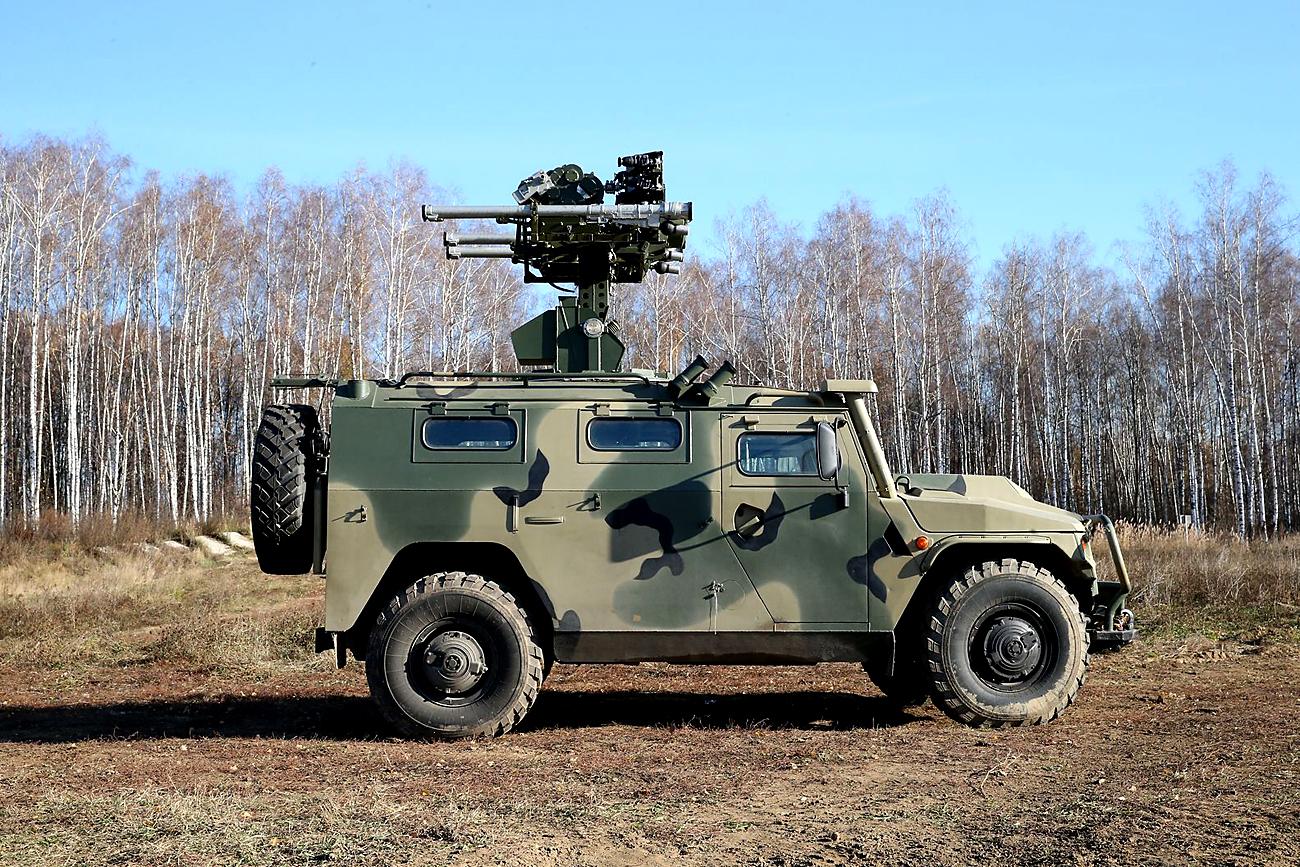 Gibka-S air defense vehicle / Source: Press Photo