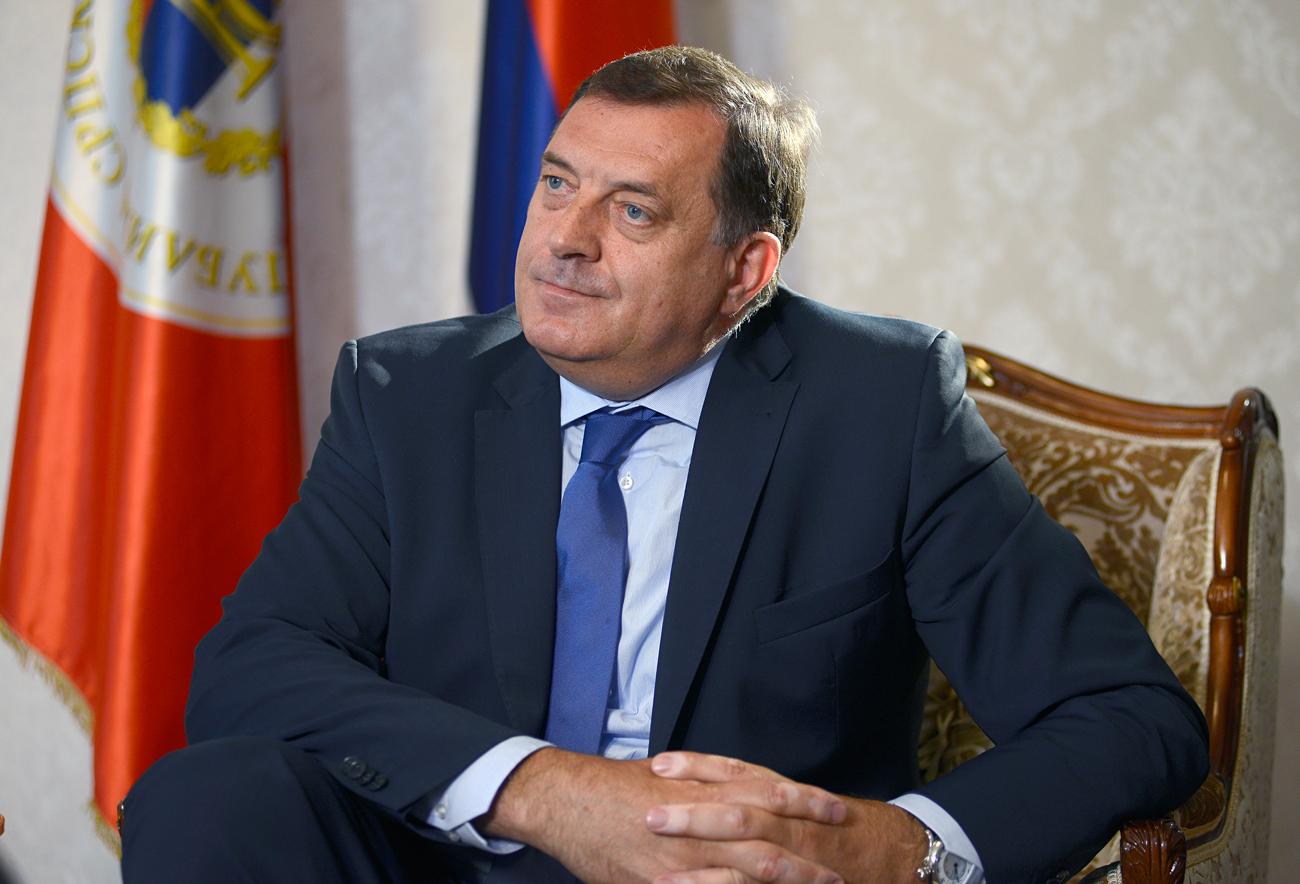 Милорад Додик.