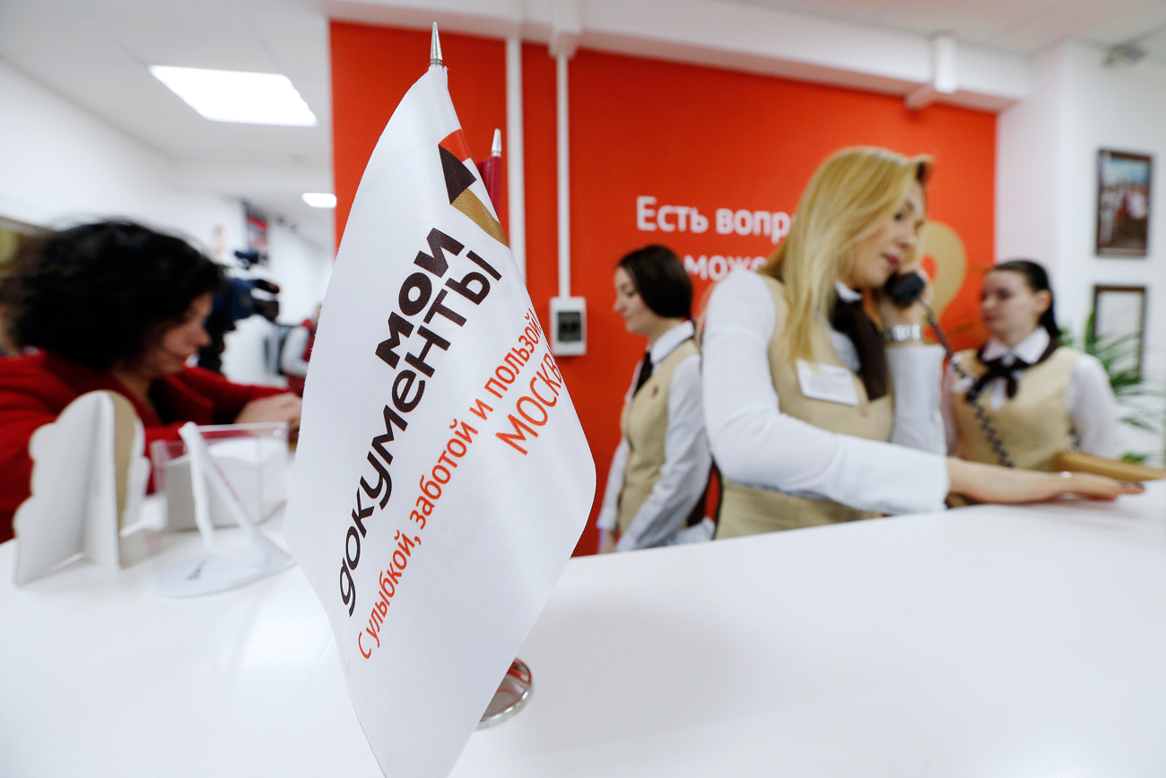 Servicezentren bieten lange Öffnungszeiten und große Kundenfreundlichkeit.