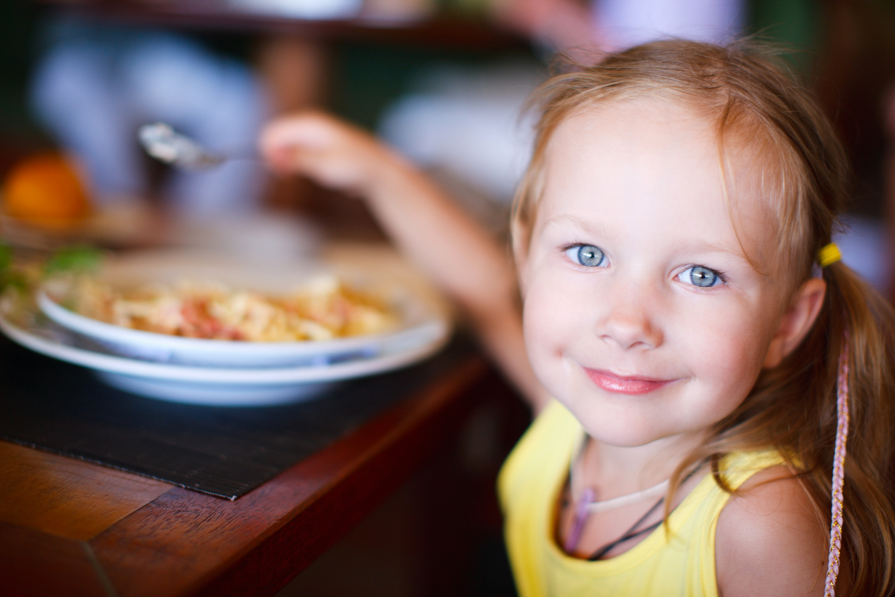 Enjoy a delicious meal while your little rascals are entertained!