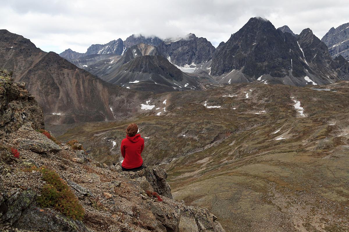 Voyage dans la chaîne montagneuse de Kodar.