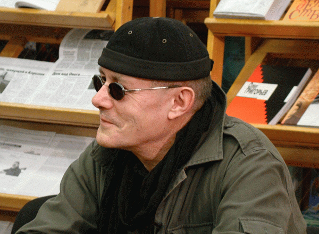 Wilk writes books about Russia's north with a particular emphasis on those living alongside him, ordinary Russians from the villages beyond Lake Onega. Photo: Polish author Mariusz Wilk. Source: Personal archive