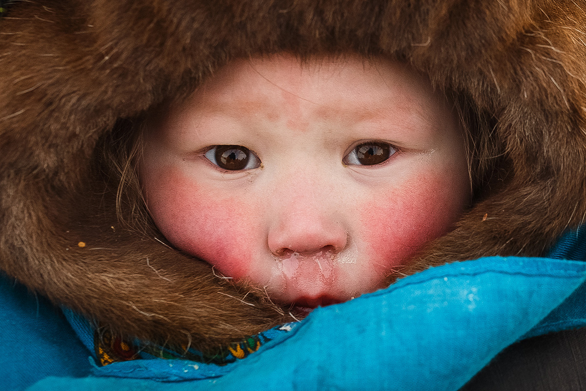 Living in the only town in the world on the Arctic Circle. Evgenya Zhulanova. See more...