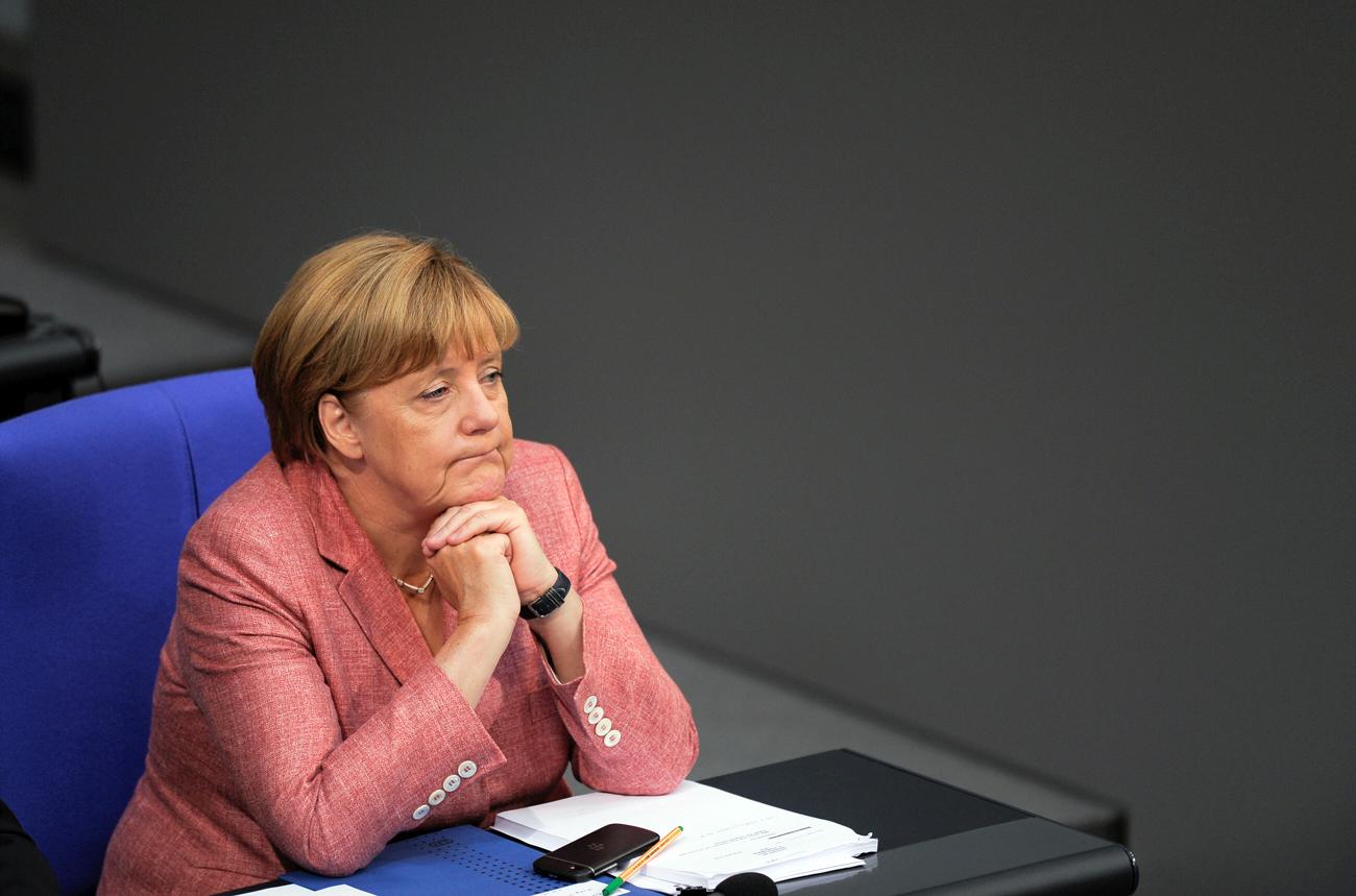 Governo de Merkel busca refrear ações da Rússia e do Irã na Síria, de acordo com fonte