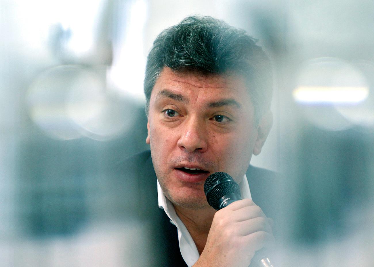 Boris Nemzow wäre am 9. Oktober 57 Jahre alt geworden.