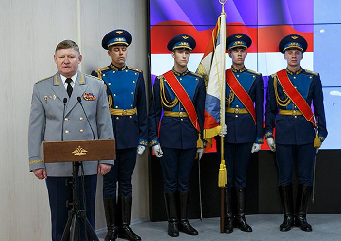 Colonel General Andrei Serdyukov.