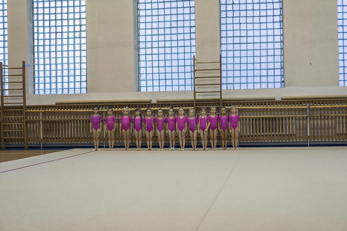 Das russische Nationalteam hatte schon immer eine starke Gymnastinnen-Reserve. Laut dem Russischen Gymnastikverband gibt es in der russischen Provinz an die 300 Gymnastikschulen.