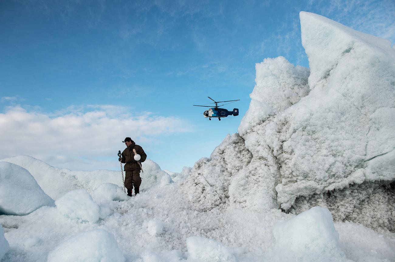 """Especialistas refutam ideia de """"militarização"""" do Ártico"""